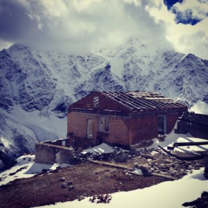 Climb Elbrus with guide of FirstStep 086